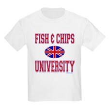FISH AND CHIPS T-Shirt