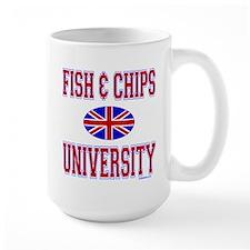 FISH AND CHIPS Mug