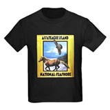 Assateague Kids T-shirts (Dark)