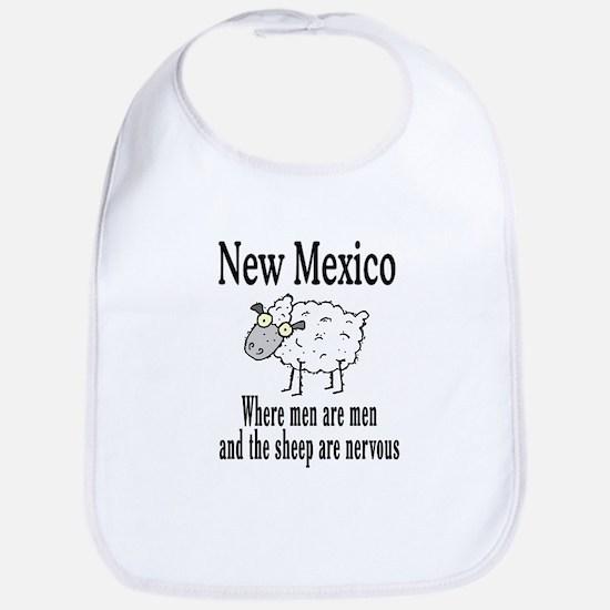New Mexico Sheep Bib