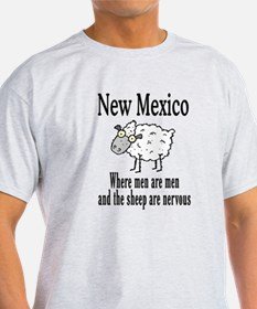New Mexico Sheep T-Shirt