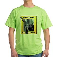 Shenandoah Nationl Park Bear T-Shirt