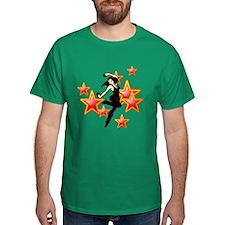 Dance Stars Dark T-Shirt