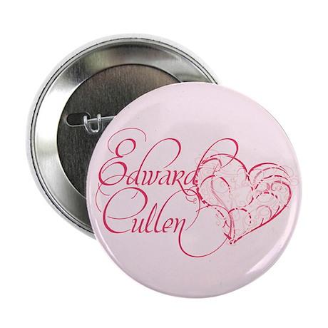 """Edward Cullen Heart 2.25"""" Button (100 pack)"""