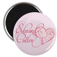 Edward Cullen Heart Magnet