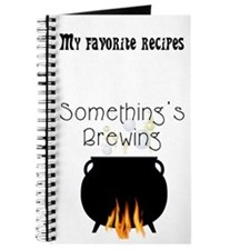 """My Favorite Recipes"" Journal"