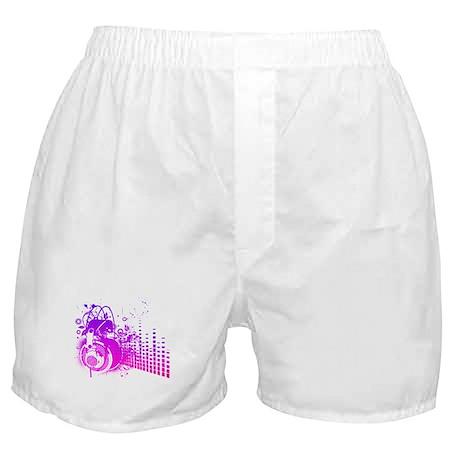 Headphones EQ Boxer Shorts