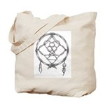 Gamblers Dreamcatcher Tote Bag