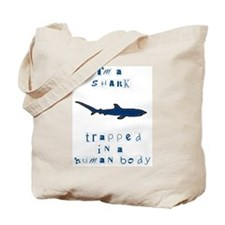 I'm a Shark Tote Bag