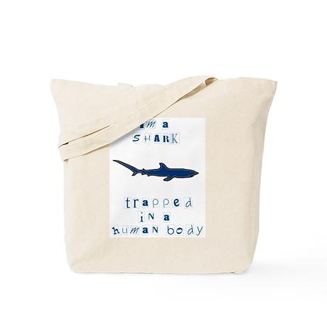 I'm a Shark Tote Bag