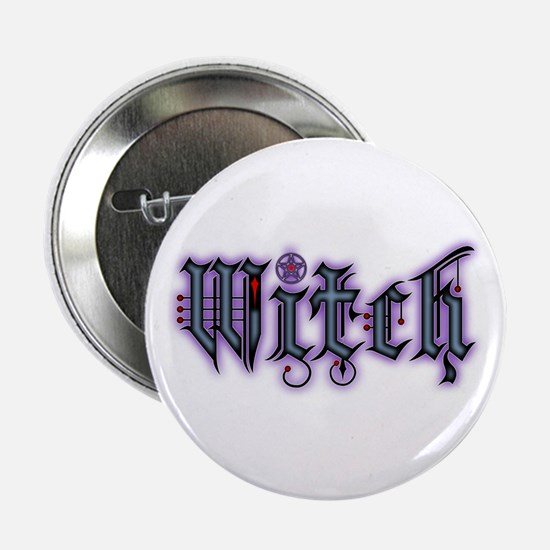 """Witch 2.25"""" Button"""