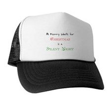 Mommy Xmas Trucker Hat
