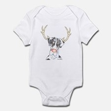 Rednose NH Danedeer Infant Bodysuit