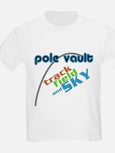 Pole Vault Sky T-Shirt