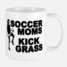 Soccer Moms Kick Grass Mug