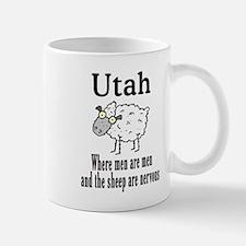 Utah Sheep Small Small Mug