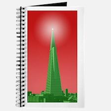 holiday pyramid Journal
