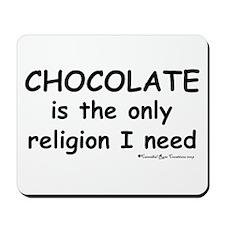 Chocolate! Mousepad