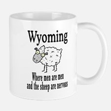 Wyoming Sheep Mug