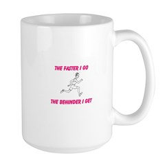 GOIN' SOMEWHERE Mug