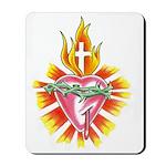My Sacred Heart Mousepad
