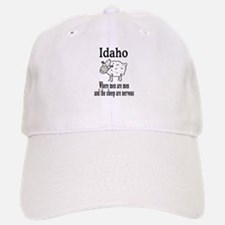 Idaho Sheep Baseball Baseball Cap