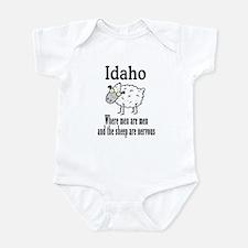 Idaho Sheep Infant Bodysuit