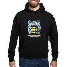 NWOSU Block Design Zip Hoodie