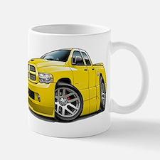 SRT10 Dual Cab Yellow Truck Mug