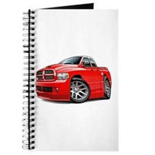 SRT10 Dual Cab Red Truck Journal