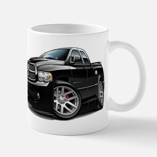 SRT10 Dual Cab Black Truck Mug