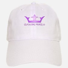 Geocaching Princess Baseball Baseball Cap