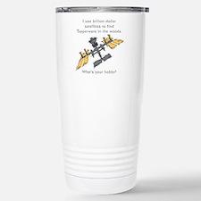 Mudinyeri's Billion Dollar Travel Mug