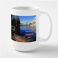 Large Mug - YOUR BEAUTY