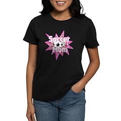 Soccer Mom Pink Tee