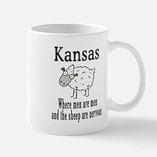 Kansas Sheep Mug