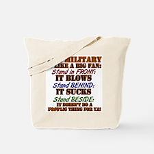 Like A Big Fan Tote Bag