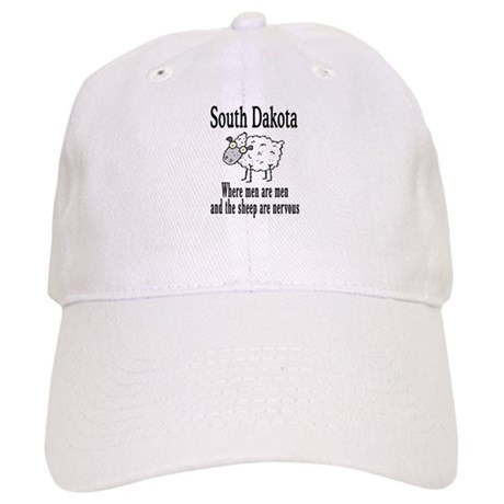 South Dakota Sheep Cap
