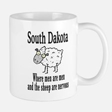 South Dakota Sheep Mug