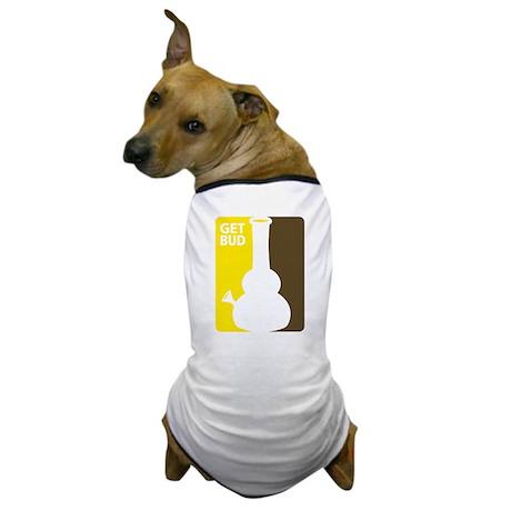 Getbud Association logo - Cur Dog T-Shirt