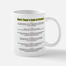 Short-Timer's Code Mug