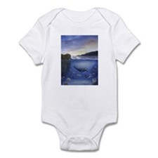 manatee Infant Bodysuit
