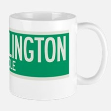 Duke Ellington Circle in NY Mug