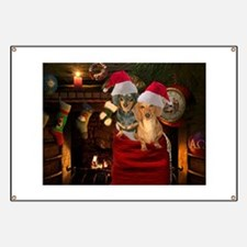 Toy Bag Doxies Banner