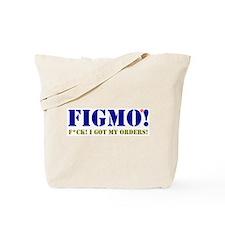 FIGMO! Tote Bag