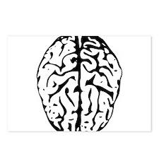 Brainiac Postcards (Package of 8)