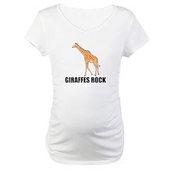 Giraffes Rock Shirt
