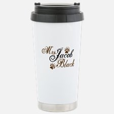Mrs. Jacob Black Travel Mug