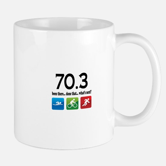 70.3 been there.. done that.. Mug