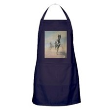 Cute Harness racing Apron (dark)